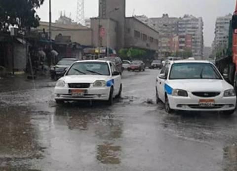 هطول أمطار غزيرة ورفع حالة الطوارئ في المنيا