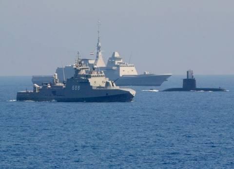 """انطلاق فعاليات التدريب البحري المصري - الأمريكي """"تحية النسر 2017"""""""
