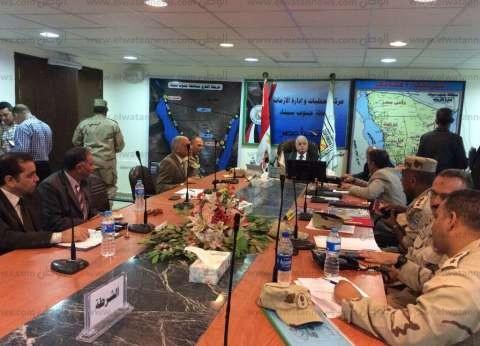 محافظ جنوب سيناء: 36.59% نسبة التصويت حتى الآن