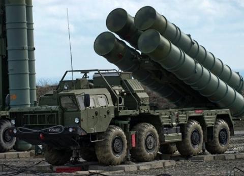 عاجل.. وصول الشحنة الثانية من منظومة صواريخ إس 400 إلى تركيا