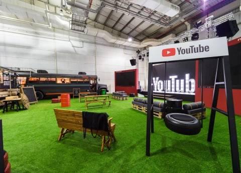 إطلاق أول YouTube Space فى الشرق الأوسط لدعم أصحاب التجارب الناجحة