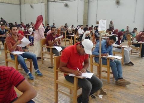 ضبط 16 حالة غش في امتحانات جامعة المنيا