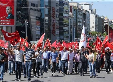 عودة القائد العام للدرك التركي لممارسة مهامه بعد تحريره