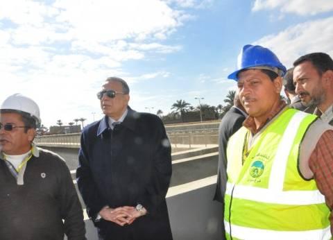 محافظ الجيزة: محطة الحوامدية ستقضي على مشاكل المياه بالمدينة