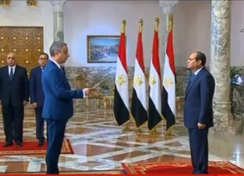 محافظ سوهاج: الرئيس كلفني بوضع حلول لمشكلات المواطنين ورفع العبء عنهم