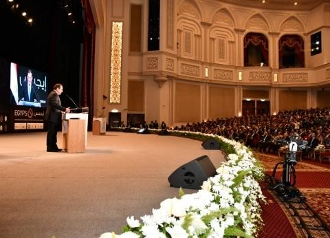 رئيس الوزراء يفتتح مؤتمر ومعرض مصر الدولي للبترول إيجبس ٢٠١٩