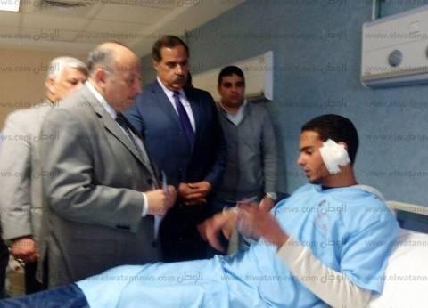 """""""صحة جنوب سيناء"""" تنفي نقص أكياس الدماء بالمستشفيات"""