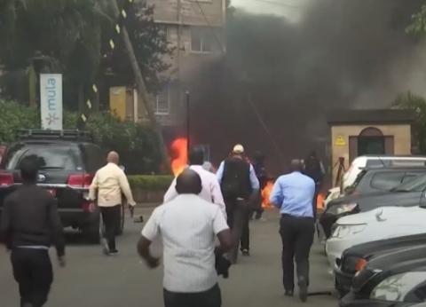 عاجل| مقتل 8 جنود كينيين في انفجار عبوة ناسفة قرب الحدود مع الصومال