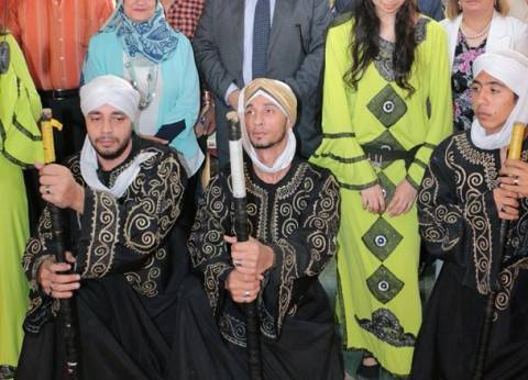 بالصور| بدء احتفالات محافظة القاهرة بعيدها القومي