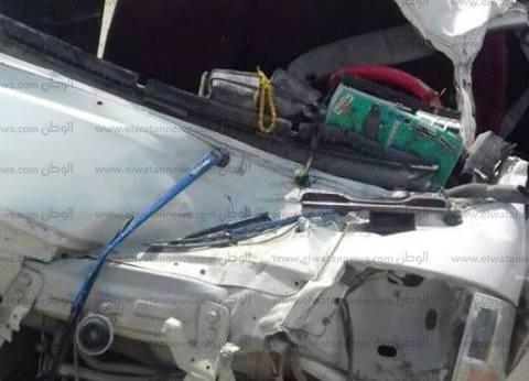 """أسماء المصابين بحادث سيارة بطريق """"مطروح- إسكندرية"""""""