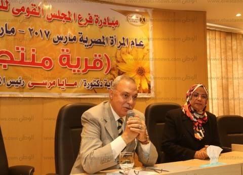 محافظ قنا يثني على تميز مدرسة نجع اليمني الإعدادية