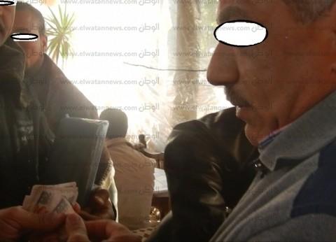ضبط مفتش آثار أثناء تقاضيه رشوة لتسهيل الاستيلاء على أرض أملاك دولة