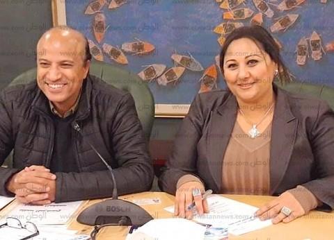 حنان فكري تترشح على عضوية مجلس الصحفيين