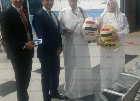 بدء وصول طلائع الحجاج لـ مطار القاهرة.. وانطلاق أولى الرحلات فجر اليوم