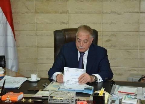 """غدا.. محافظ جنوب سيناء يلتقي وفدا من """"اليونيسيف"""" لبحث سبل التعاون"""