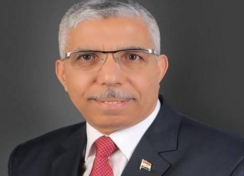 """""""الغباشي"""" يحاضر بـ""""بلدنا هتتغير بينا"""" في وزارة الشباب والرياضة"""