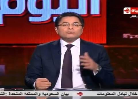 """خالد أبو بكر عن حادث الإسكندرية: """"المصريين قلبت معاهم بعند"""""""