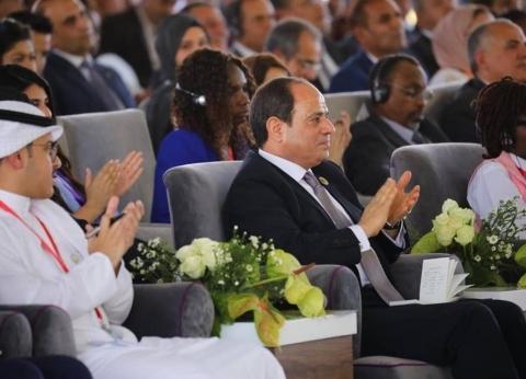 «السيسى» فى جلسة «البحث العلمى»: الغرب يجذب شبابنا المتميز.. ونحتاج بروتوكولات لضمان حقوقنا