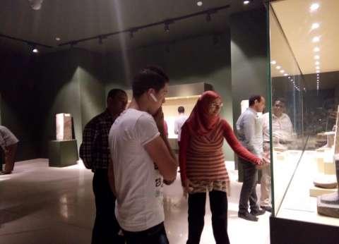 """رئيس المتاحف بـ""""الآثار"""": متحف سوهاج استقبل 4 آلاف زائر في يومين"""