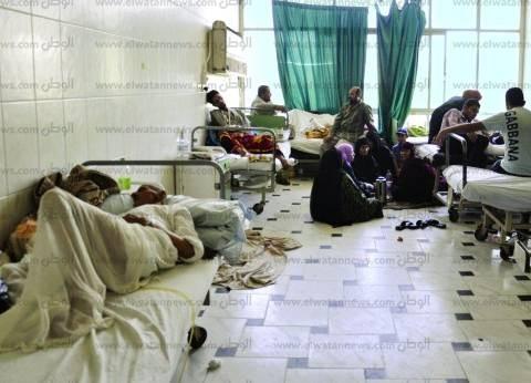 مستشفيات «التأمين الصحى: فى غرف «الإنعاش».. الشافى ربنا