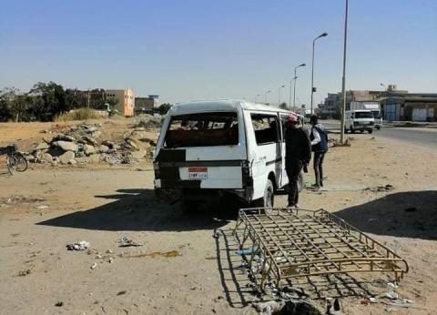إصابة 17 مواطنا بينهم 3 أطفال في 4 حوادث طرق خلال 24 ساعة