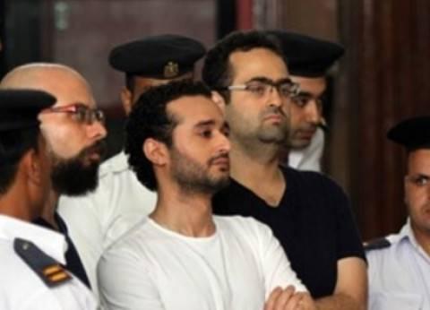 """غدا.. """"مفوضي القضاء الإداري"""" تنظر دعوى بطلان حبس """"دومة"""" انفراديا"""