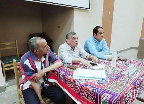 """""""رياضة الغربية"""": اجتماع مع مديري الإدارات لإنهاء انتخابات مراكز الشباب"""