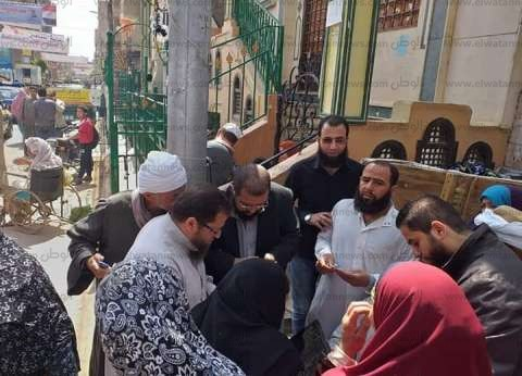 حزب النور يحشد الناخبين للمشاركة في الاستفتاء ببني سويف