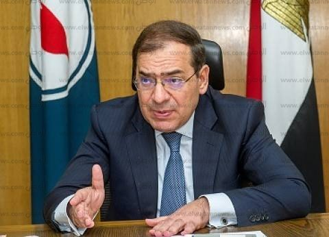وزير البترول يتوقع المزيد من الاكتشافات في الصحراء الغربية