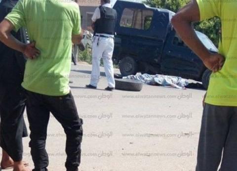 تحريات الهجوم الإرهابي بالجيزة: ملثمون سرقوا بندقتين آليتين من الضحايا