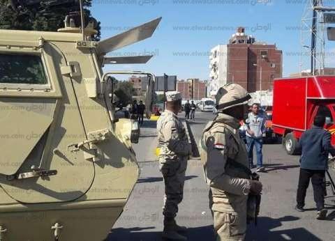 طوارئ بالأكمنة الحدودية في البحرالأحمر تزامنا مع عيد الشرطة وثورة يناير