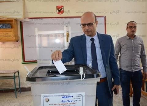 """سفير مصر بأمريكا: """"الشعب عمره ما خذل بلده"""""""