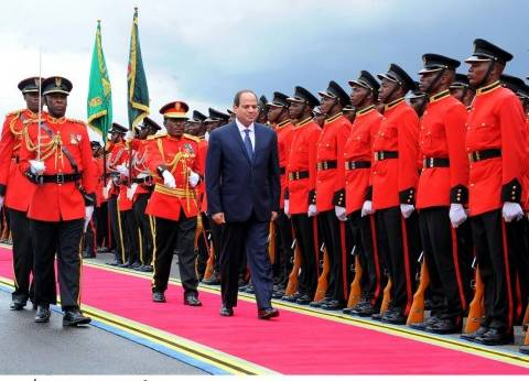 شباب الأحزاب يجهزون لملتقى إفريقي بعد عودة السيسي من جولته بالقارة