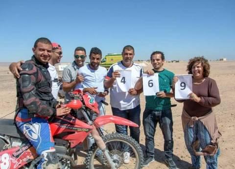 المغامر علي عبده يحقق الرقم القياسي لموسوعة جينيس لتنشيط السياحة