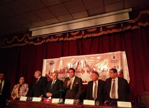 عبد الغفار: الانتخابات الطلابية دليل بداية الديموقراطية من الجامعة