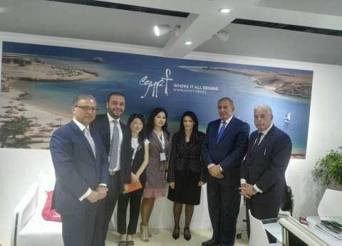 وزيرة السياحة تعقد لقاء مع منظمي رحلات من السوق الكازاخي