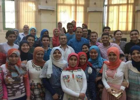 بالصور| جلسة لبرلمان طلائع محافظة الغربية استعدادا للجلسة الختامية