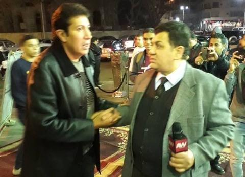 هاني رمزي: حزين جدا على سعيد عبدالغني وعزائي أنه في مكان أفضل