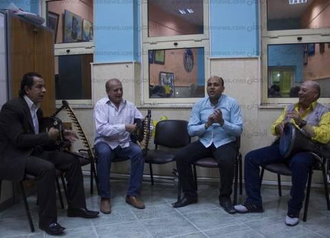 فرقة «الكبار».. ملتقى فنى للحفاظ على تراث السمسمية