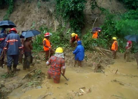 مقتل 77 شخصا في بنجلاديش بسبب الطقس السيء