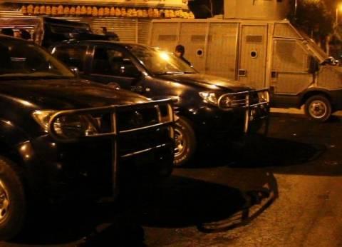 تشديدات أمنية وهدوء تام بمحيط مدفن مهدي عاكف بمدينة نصر
