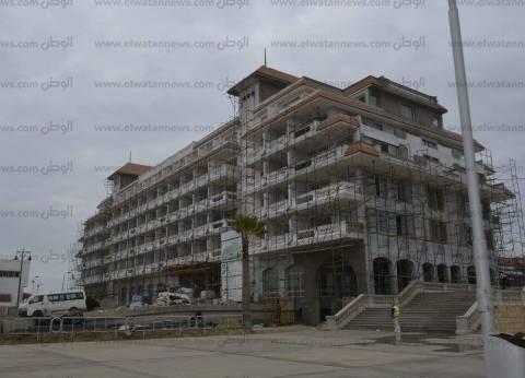 """رئيس """"العامة لتعاونيات البناء والإسكان"""" يشيد بتنسيق مدينة رأس البر"""