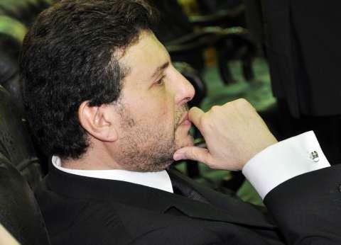 """هاني شاكر يعزي أسر مفقودي الطائرة المصرية: """"رحم الله جميع من كان عليها"""""""
