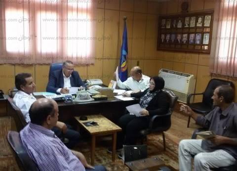 لجنة القيادات بالبحيرة ترشح مديرا لإدارة التسويق بمديرية الزراعة