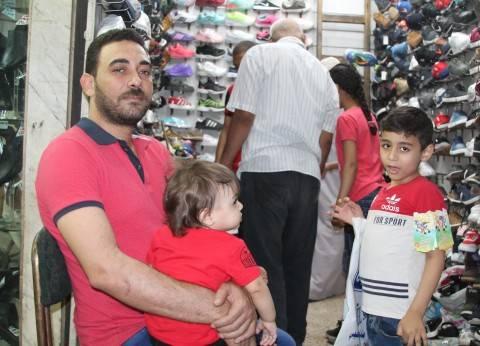 """""""العامة للملابس"""" تطالب المواطنين بشراء احتياجات العيد مبكرا"""