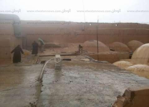 """العثور على جثتين وفقدان أخرى داخل قرية """"عفونة"""" بوادي النطرون"""
