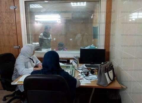 فريق طبي لمتابعة طلاب المدارس الفكرية في جنوب سيناء