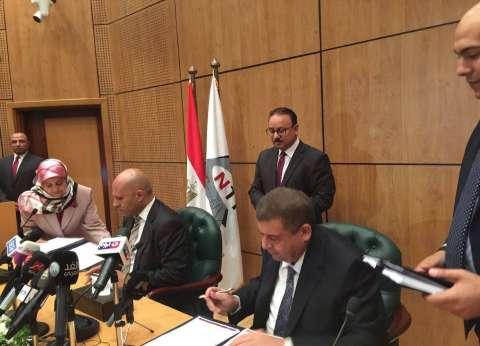 """""""المصرية للاتصالات"""" تبدأ خطة من مرحلتين لتحديث البنية التحتية"""