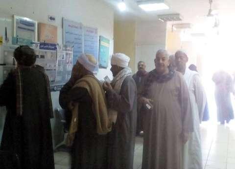 محافظ سوهاج: إقبال ملحوظ للناخبين وسط انتشار أمني