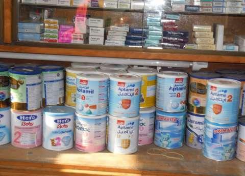 عاجل| الحكومة تنفي تخزين ألبان الأطفال وعدم بيعها في السوق